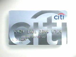 CITICARD(クレジットカード)の海外での痛いCM(動画・2.25MB)